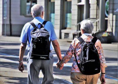 anziani invecchiamento